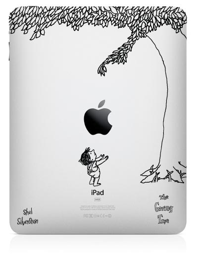 Best iPad Decal Ever