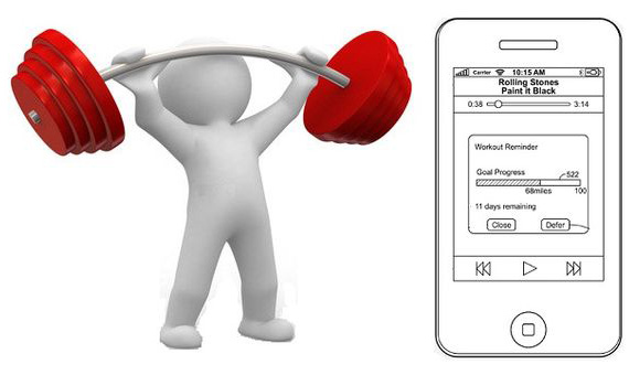 Apple Points to a New Workout Reminder App that Thinks - Patently Apple