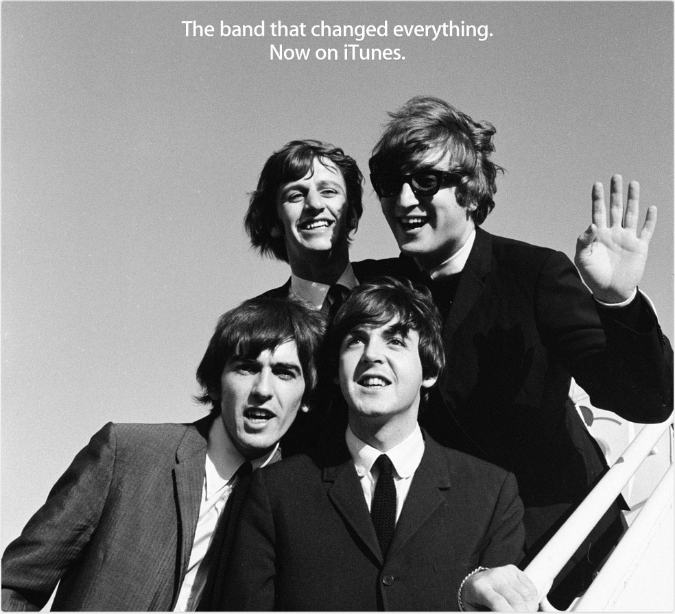 Apple - The Beatles on iTunes