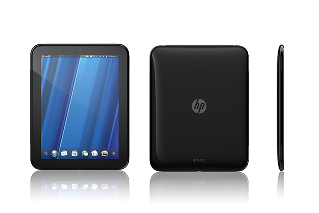 HP launches TouchPad webOS tablet | thinq_