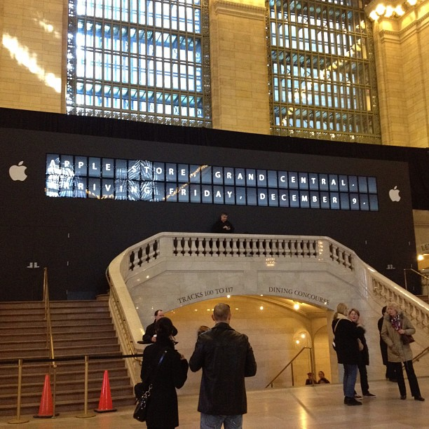 Grand Central Apple Store opening doors for business next Friday, December 9 | 9to5Mac | Apple Intelligence