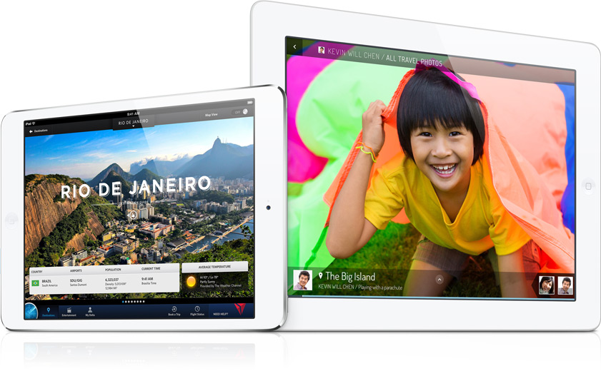 Apple - iPad - Why you'll love an iPad.