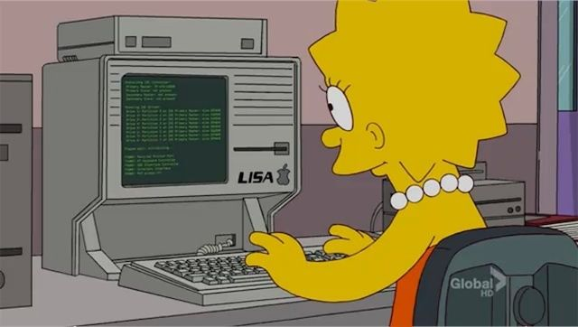 Lisa Simpson Mapple Lisa