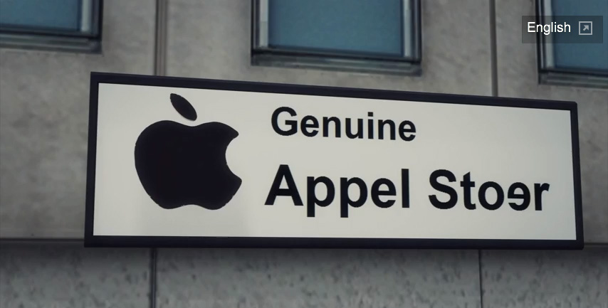 Genuine Appel Stoer