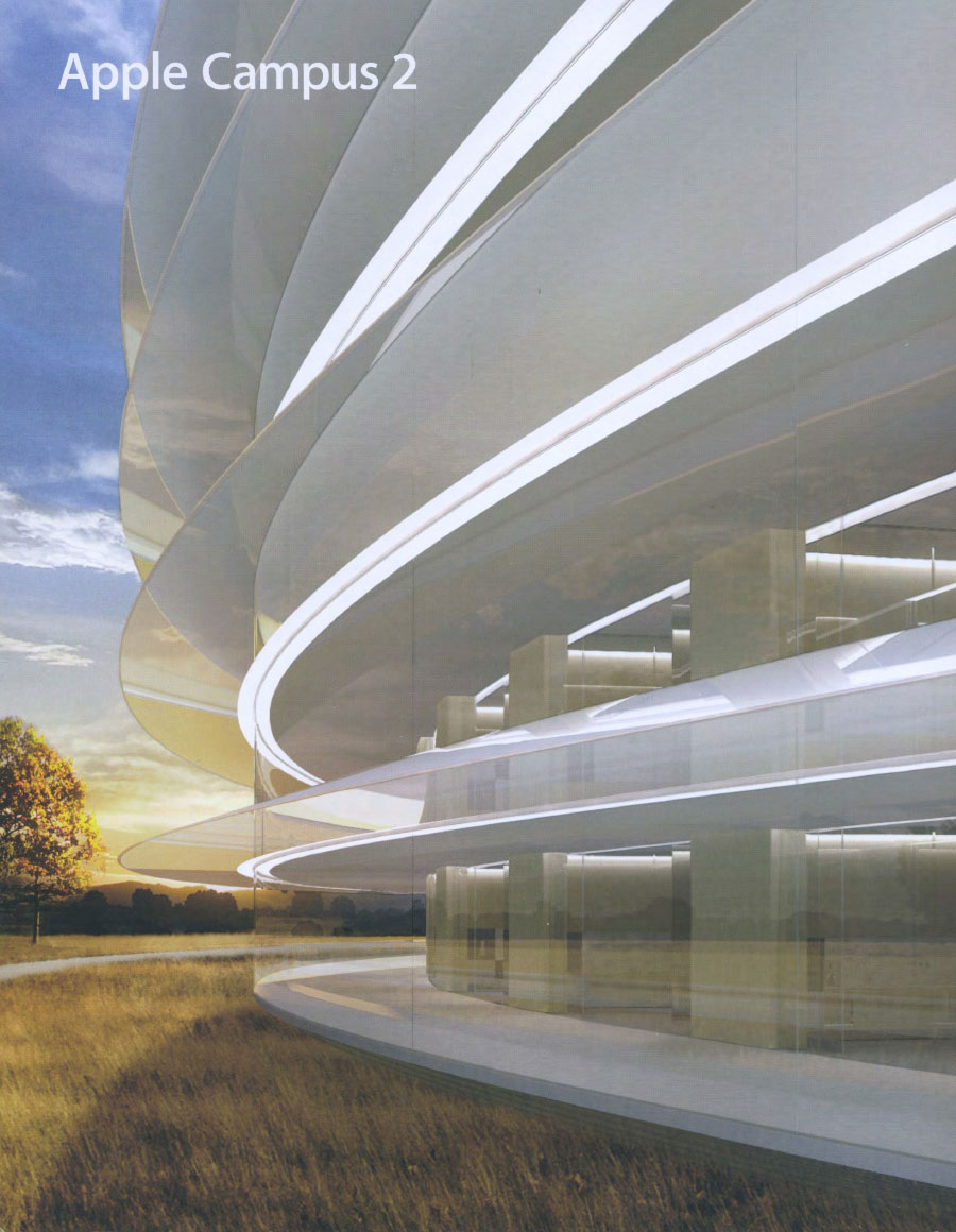 Apple Campus Mailer