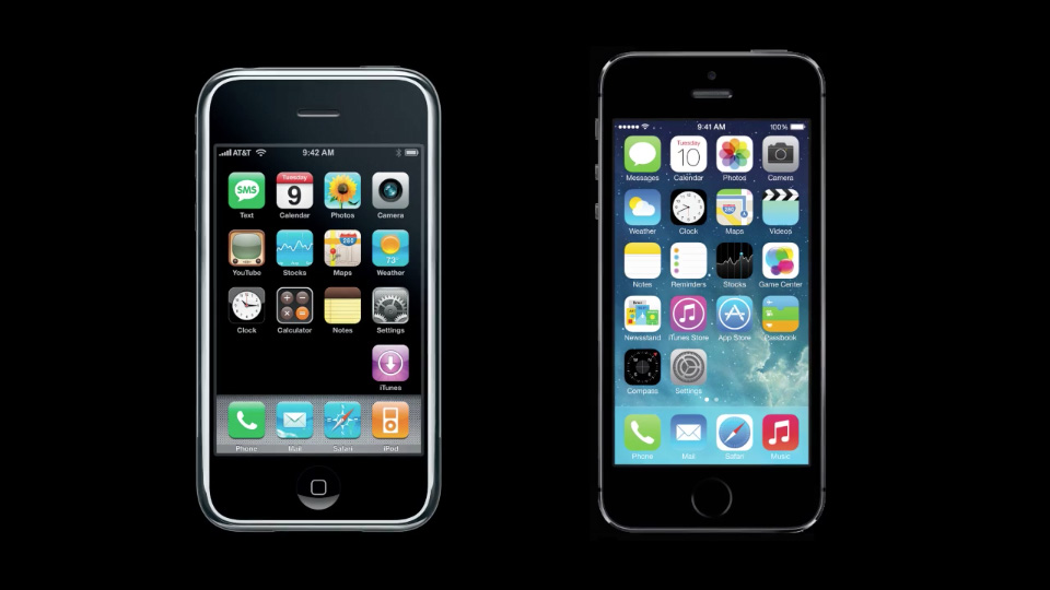 iPhone OS iOS 7