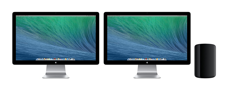 Mac Pro Cinema Display