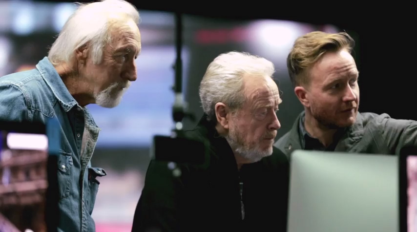 Apple 1.24.14 Lee Clow, Ridley Scott, Jake Scott