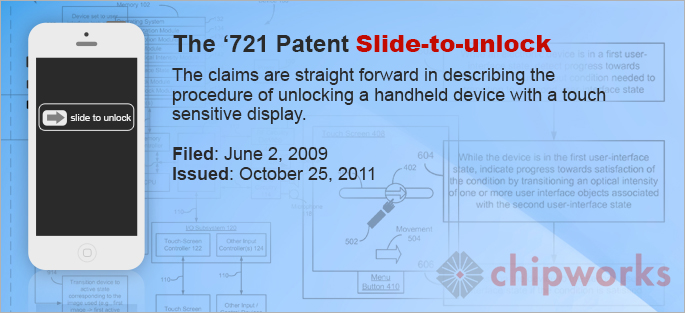Apple 721 patent