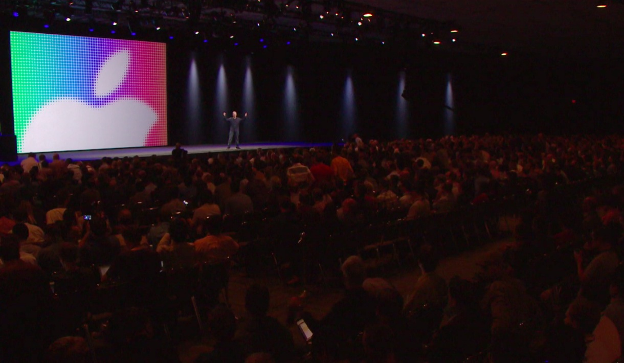 Apple Special Event WWDC14 Tim Cook
