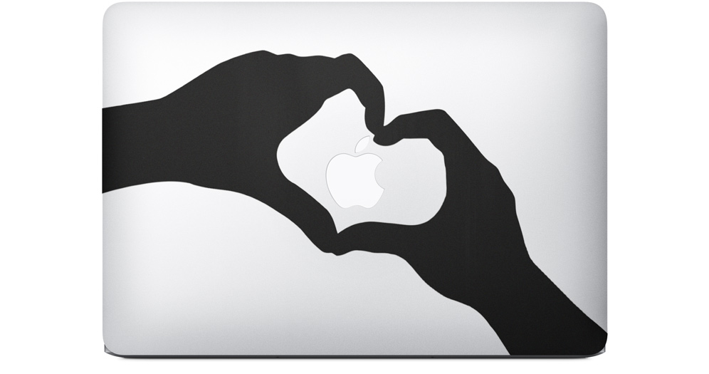 MacBook Air - Stickers