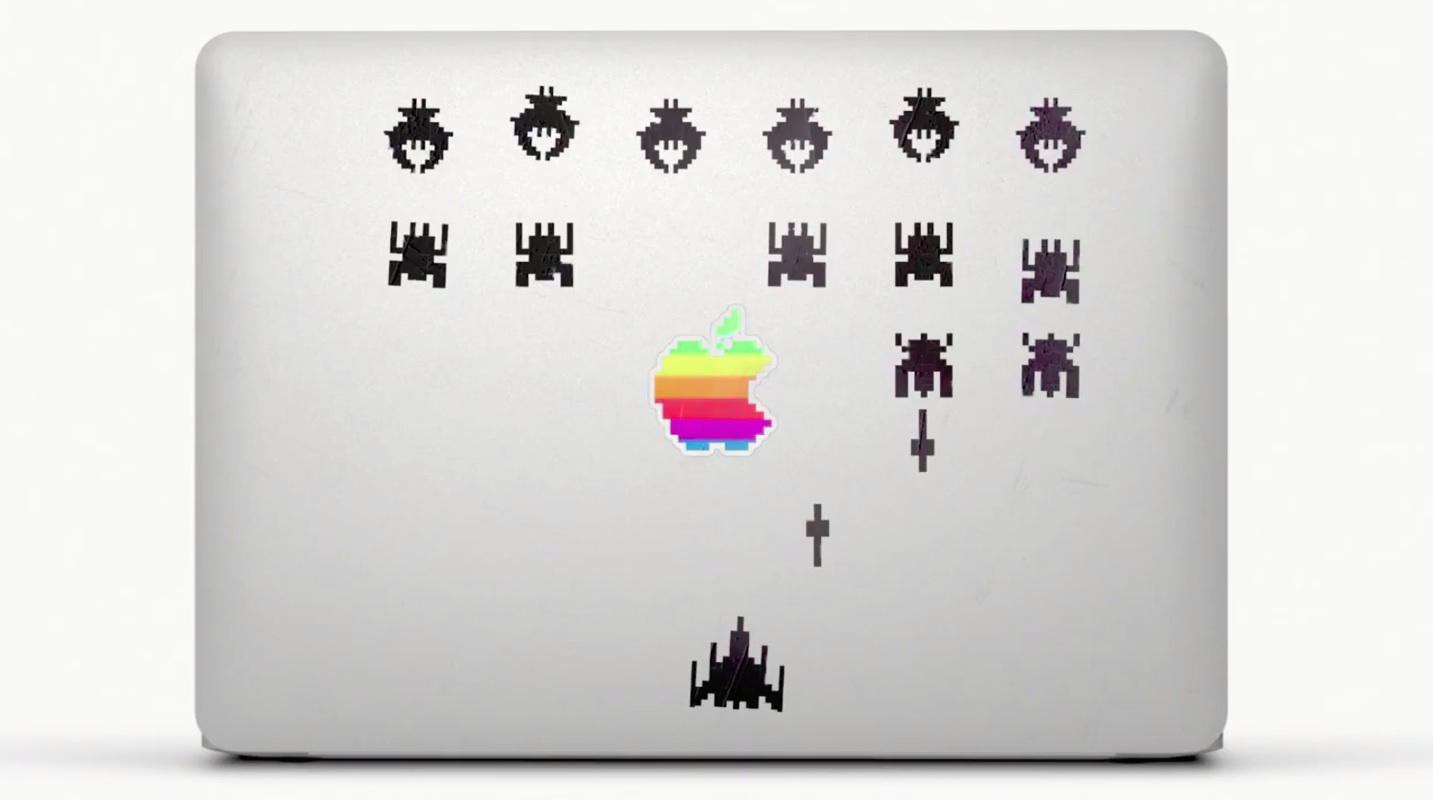 Apple MacBook Air Stickers