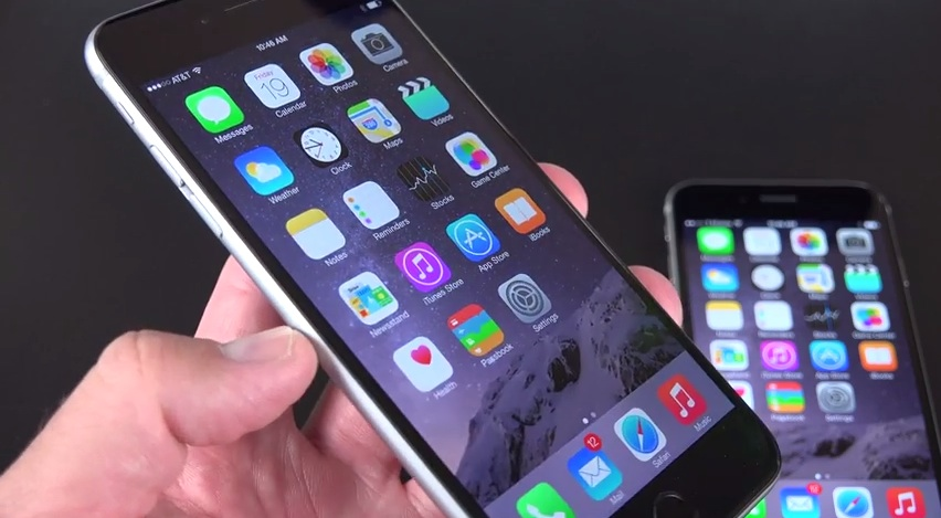 iPhone 6 and iPhone 6 Plus unboxing