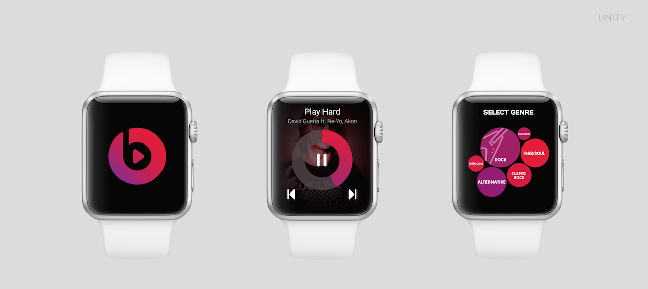 Apple Watch Beats Music
