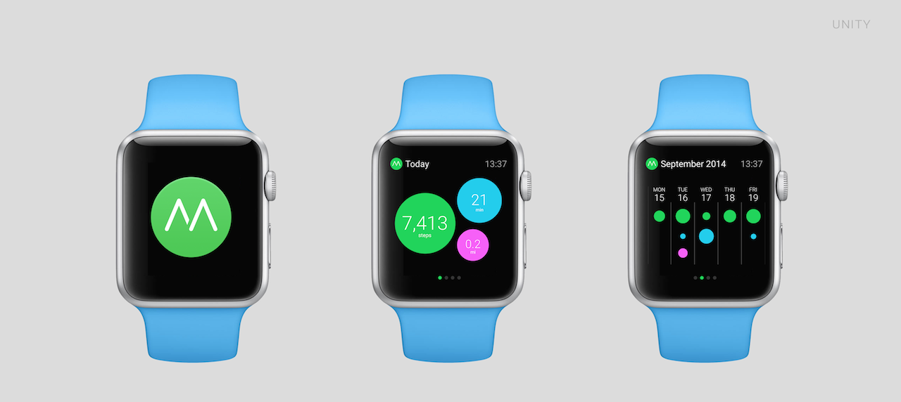 Apple Watch Moves