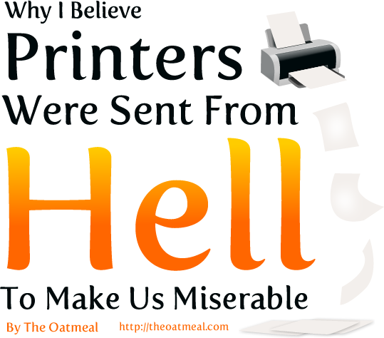 Printers from Hell