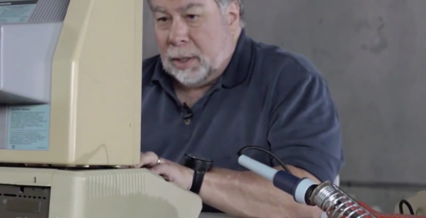 Steve Wozniak Apple II