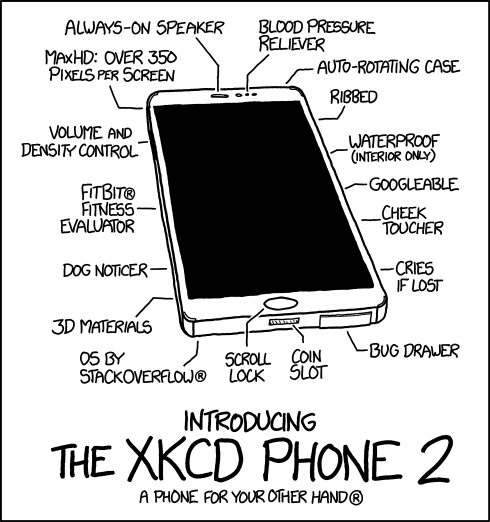 xkcd Phone 2