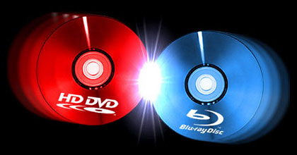 HD DVD Blu-Ray