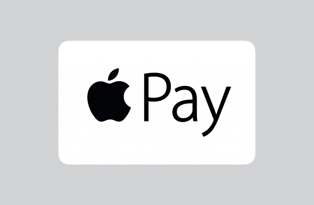 Apple Pay glass and register decals