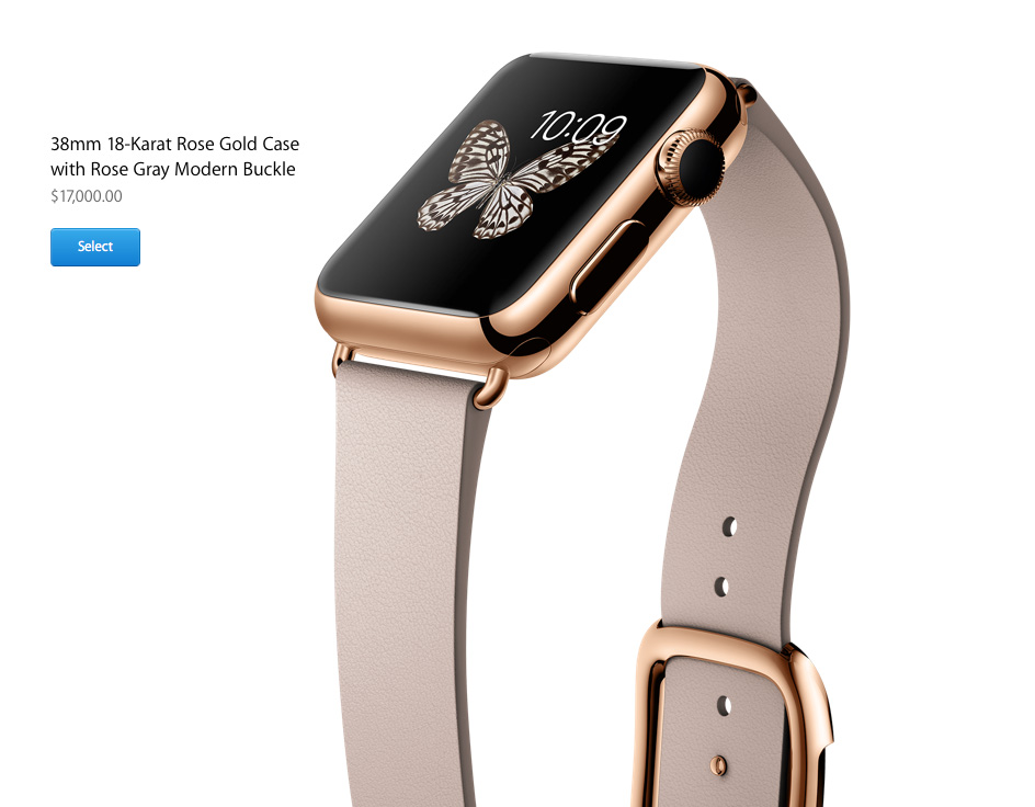 Apple Watch Edition - Apple Store