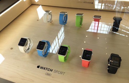 Apple Watch Apple Store