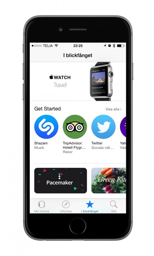 Apple Watch Store iPhone 6