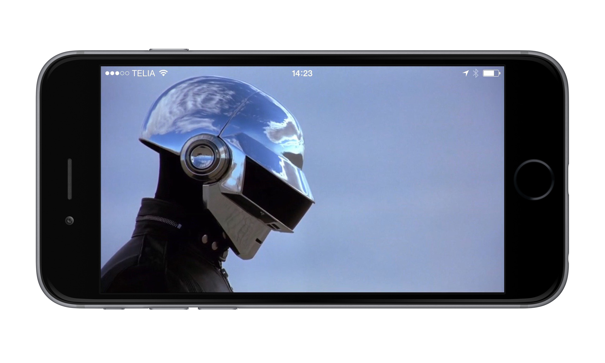 Tidal Electroma Daft Punk iPhone 6