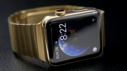 Apple Watch 18K guld