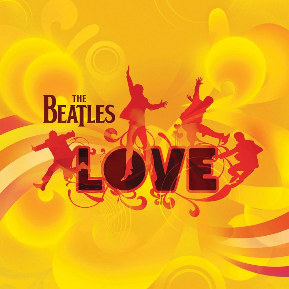 Beatles Love album