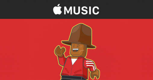 Apple Music, Pharrell Williams