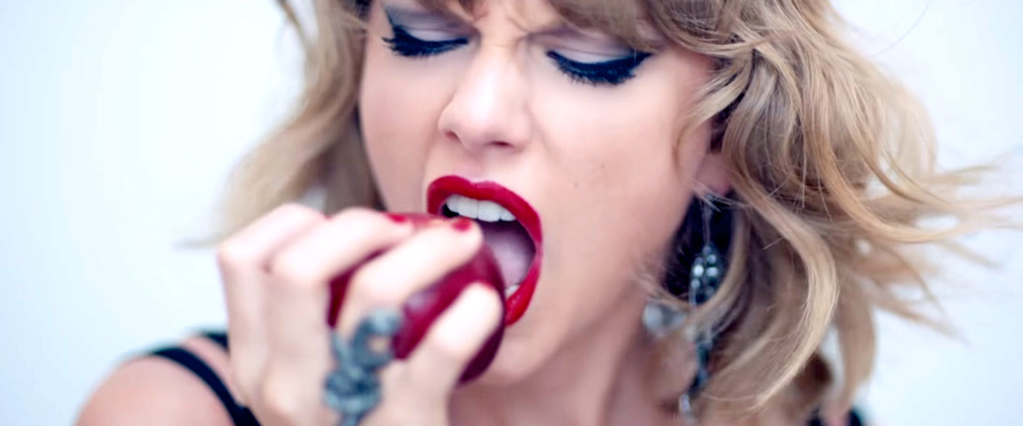 Taylor Swift Apple