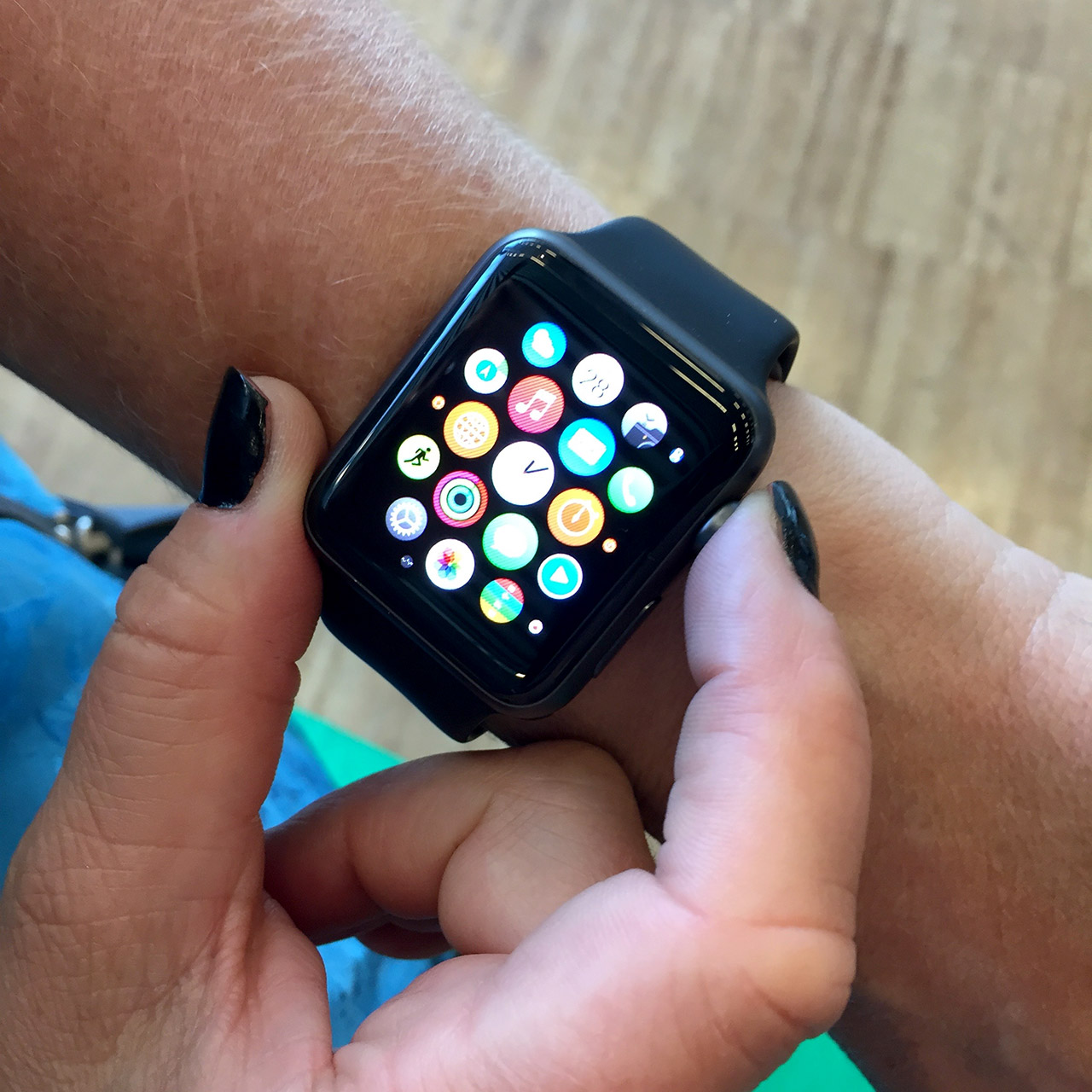 Apple Watch - Brit Stakston