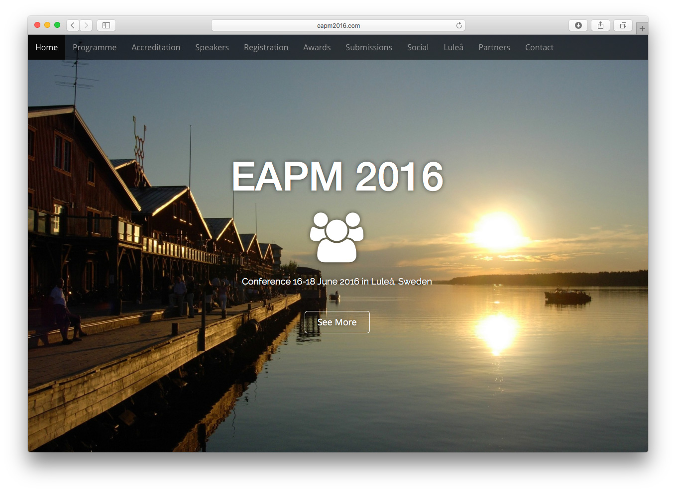 EAPM 2016