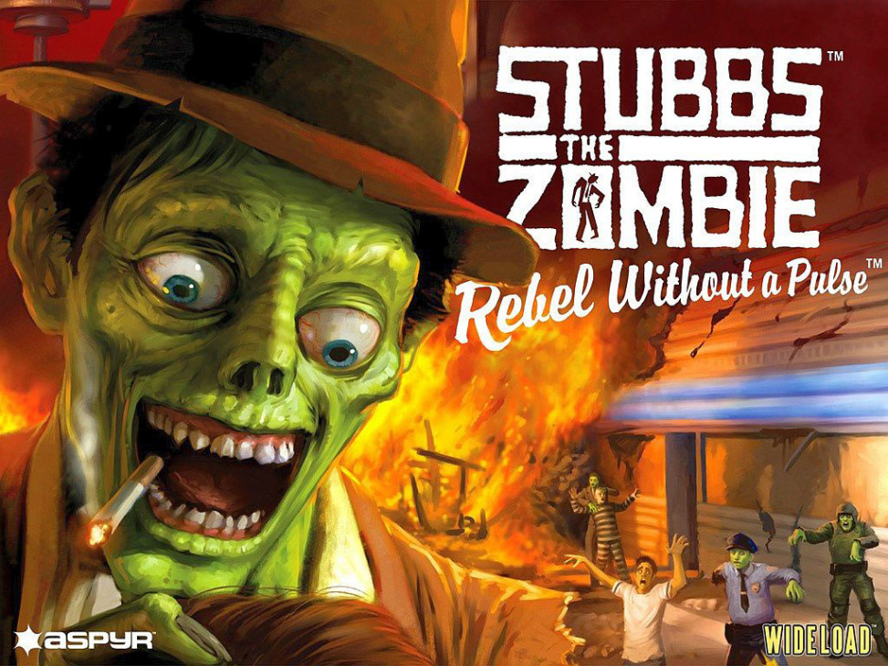 Apple presenterar Stubbs the Zombie | MaxiMac