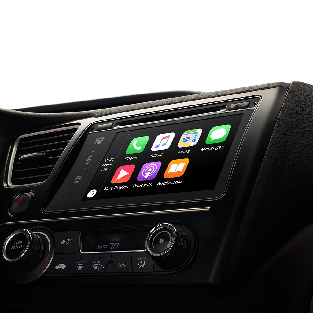 CarPlay - Apple