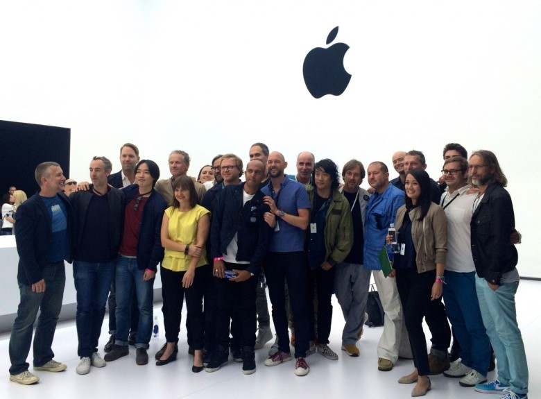Apple Industrial Design Team