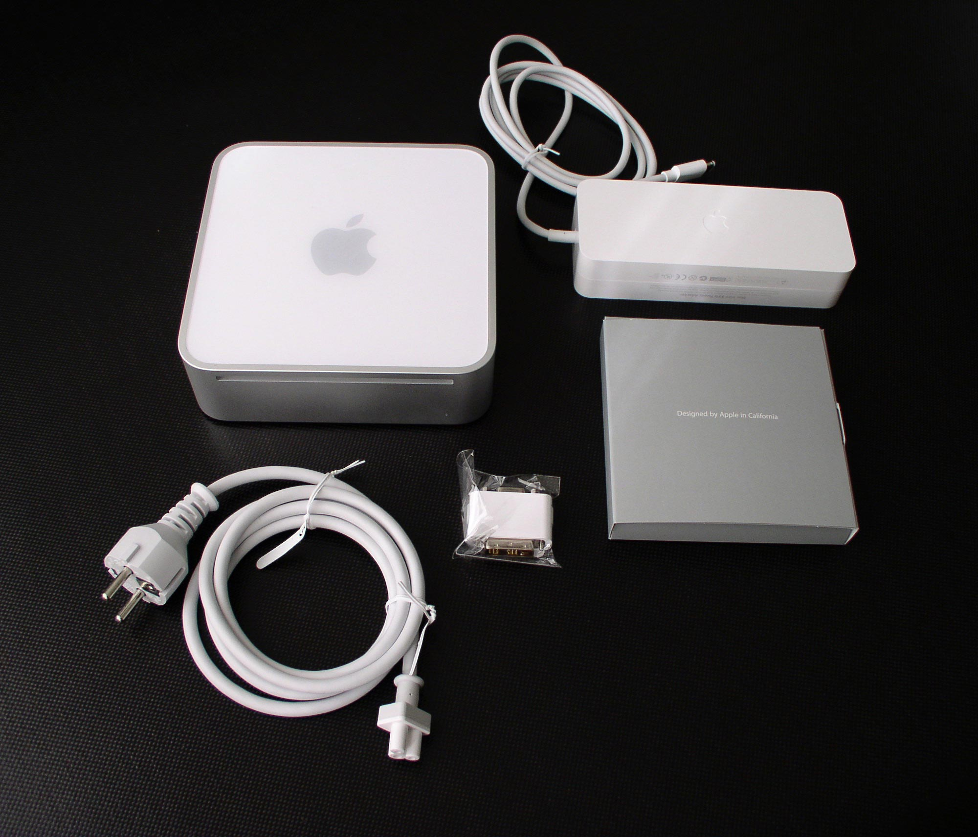 Mac mini unboxing