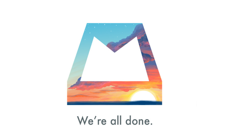 Dropbox is shutting down beloved email app Mailbox
