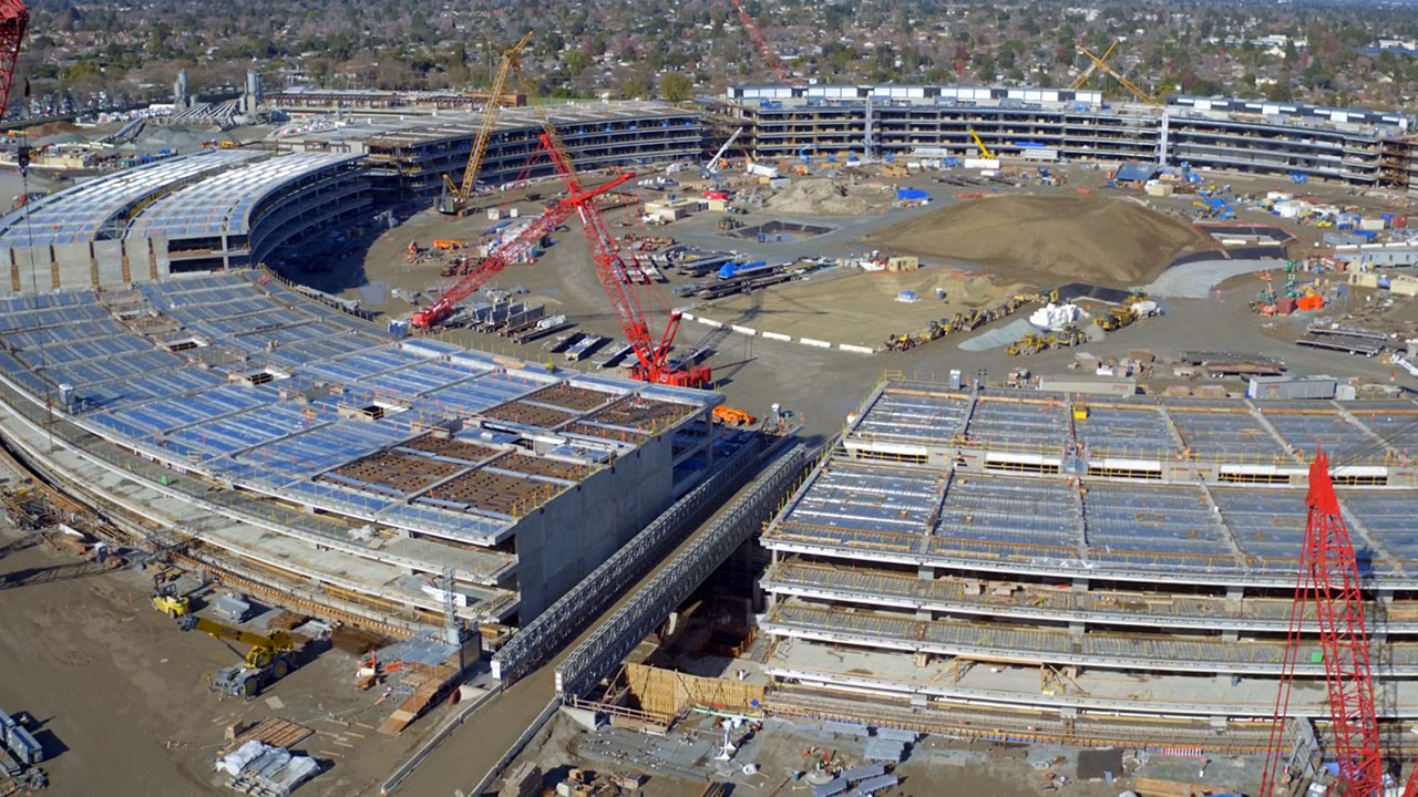 Apple Campus 2 jan 2016