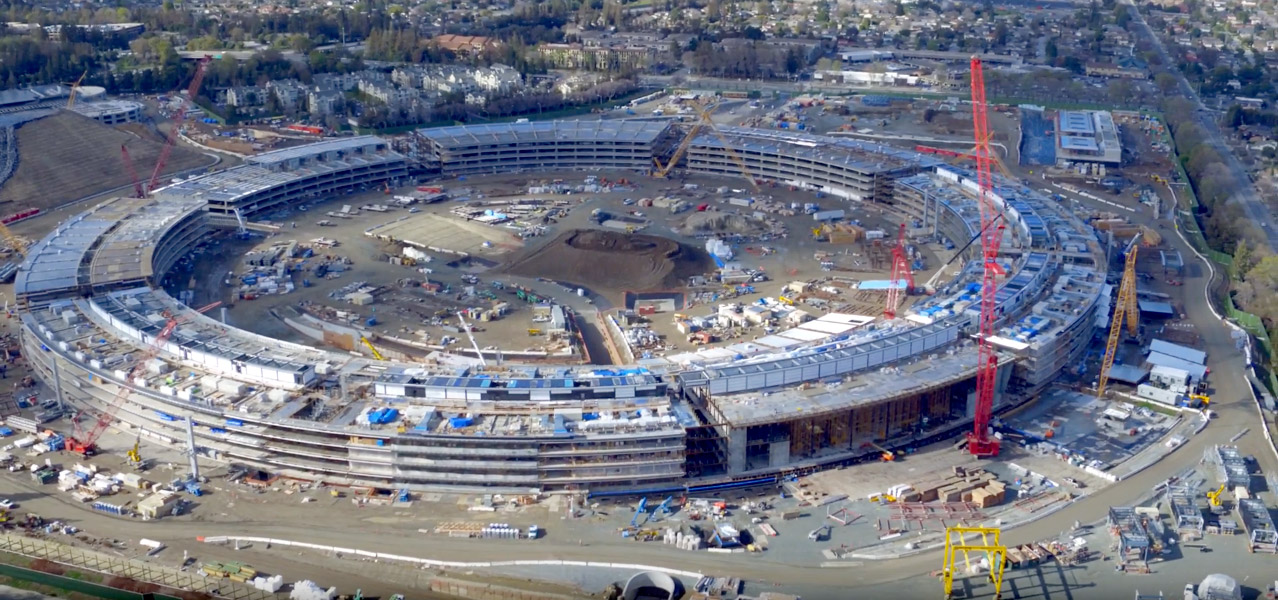 Apple Campus 2 februari 2016