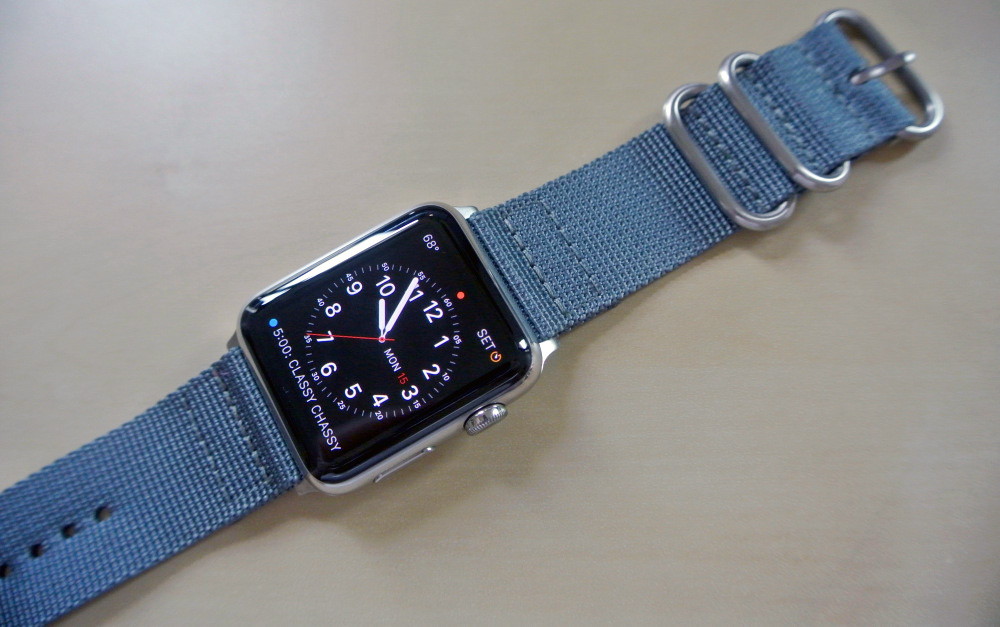 Apple Watch NATO strap