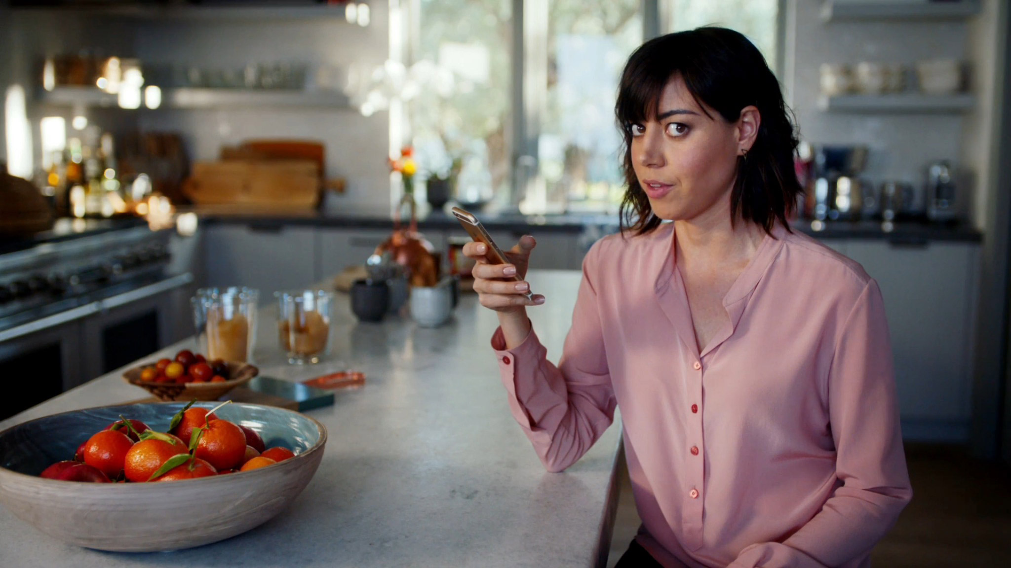 iPhone 6s Aubrey Plaza