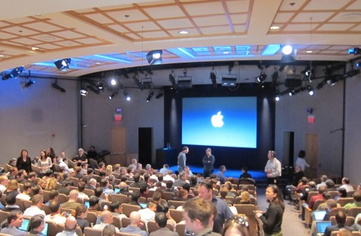 Apple Town Hall Auditorium