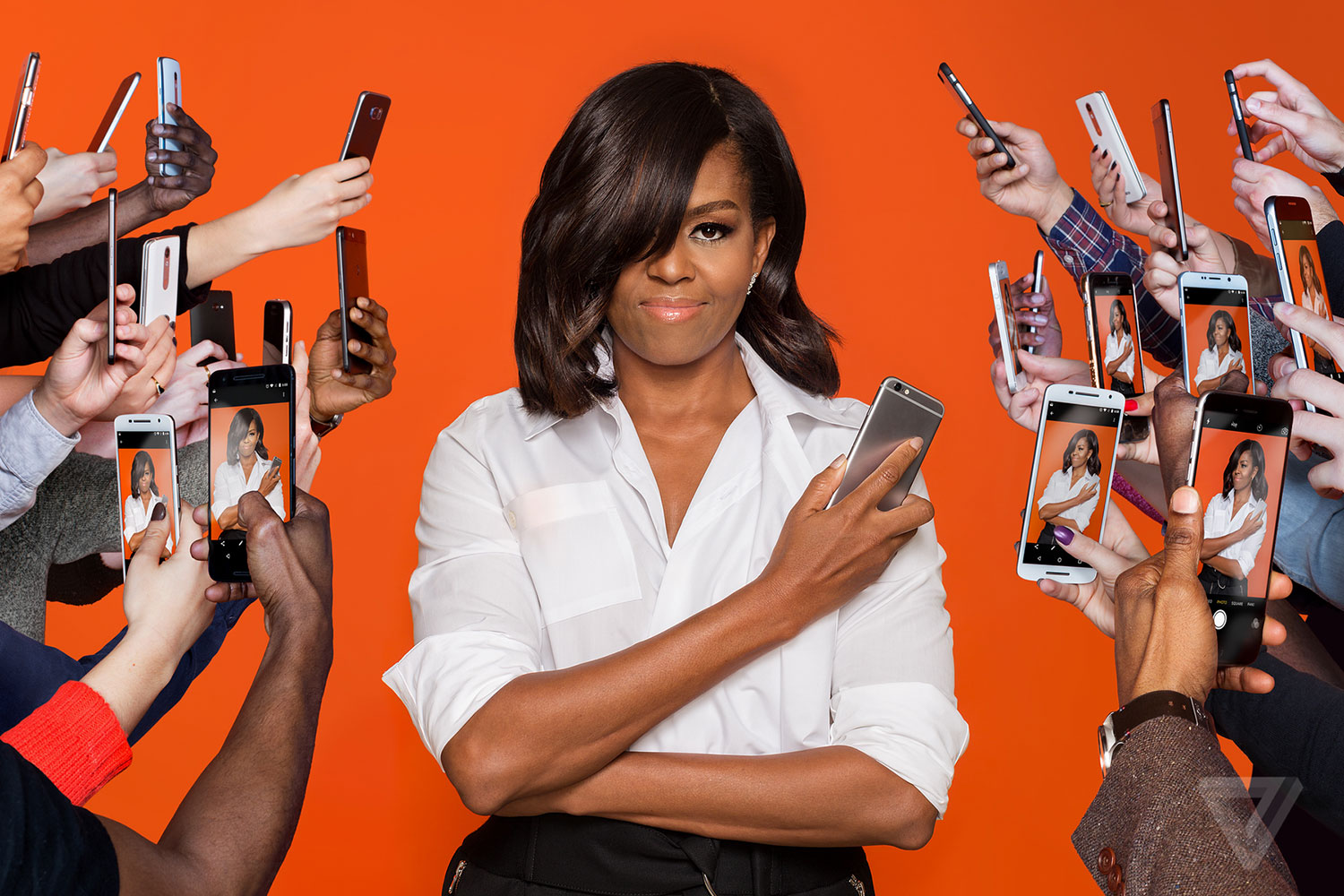 Michelle Obama iPhone 6