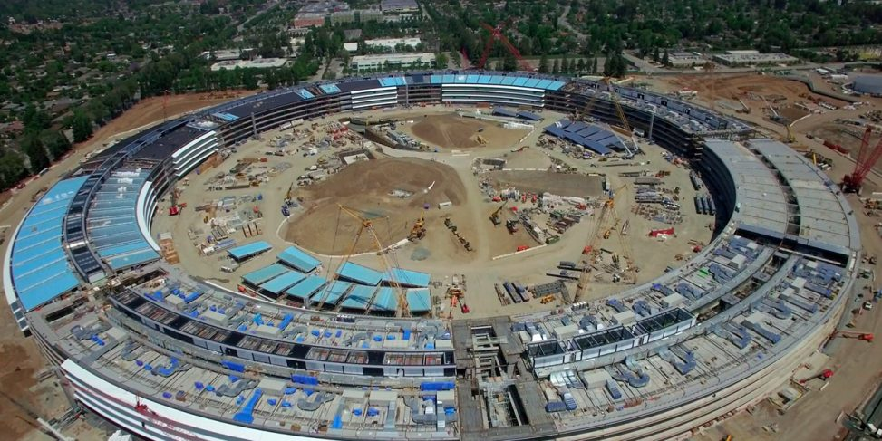 Apple Campus 2 juni 2016