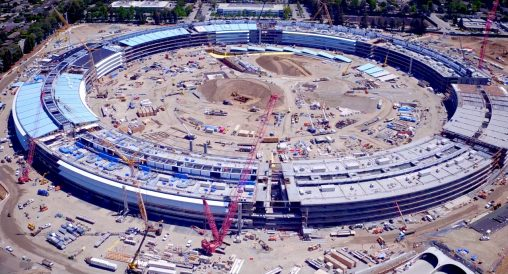 Apple Campus 2 may 2016