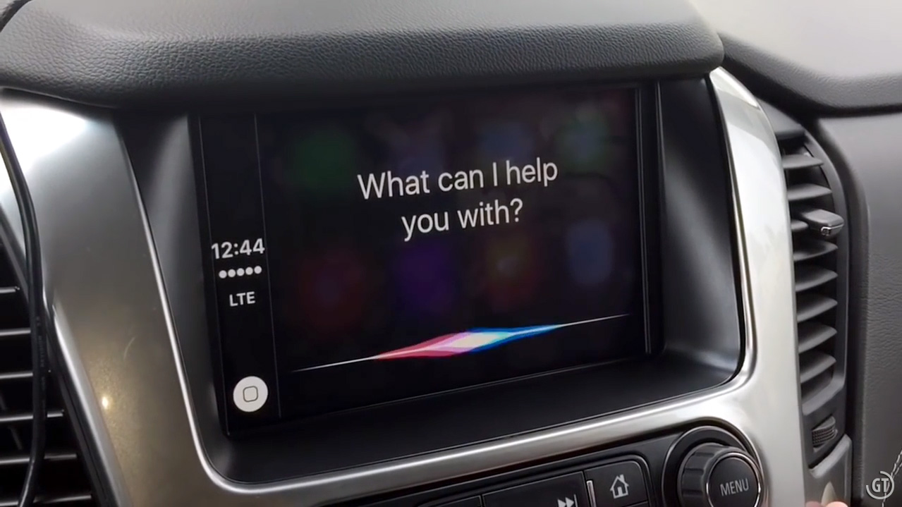 Apple CarPlay beta