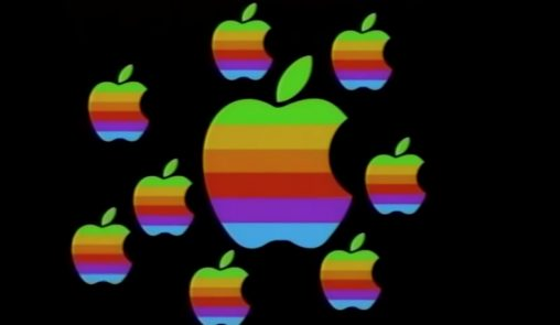 Apple logo clones