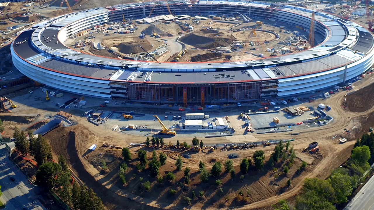 Apple Campus 2 september 2016